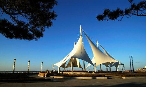 威海国际海水浴场