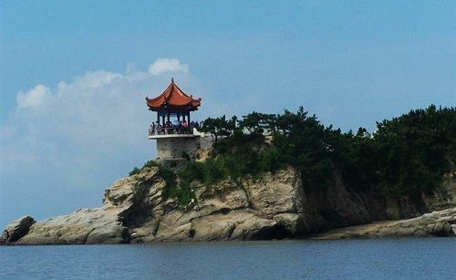 中国最美海岸线乳山银滩