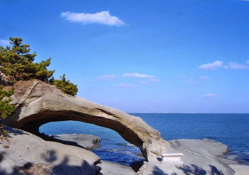 中国最美海岸线――乳山银滩