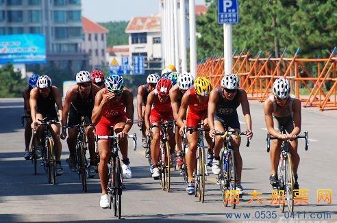 中国威海长距离铁人三项世界杯